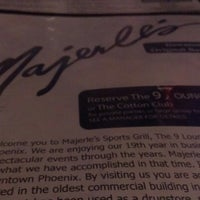 Photo taken at Majerle's Sports Grill by L. B. on 8/10/2012