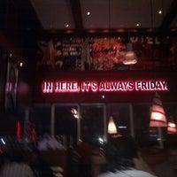 Photo taken at TGI Fridays by Aaron D. on 9/17/2011