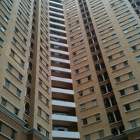 Photo taken at Apartment Gading Mediterania Residences by Andy I. on 4/9/2011