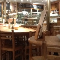 Photo taken at Le Pain Quotidien by Dmitry S. on 6/17/2012