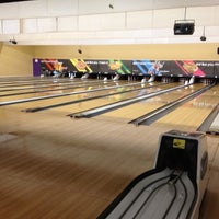 Photo taken at AMF Imperial Lanes by Max B. on 9/7/2012