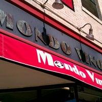 Photo taken at Mondo Vino by Andrew W. on 7/9/2011