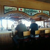 Photo taken at Applebee's by Brian K. on 4/11/2012