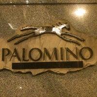 Photo taken at Palomino by Amber M. on 1/20/2011