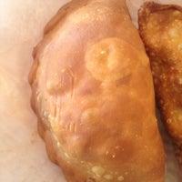 Photo taken at Lito's Empanadas by Sobhith G. on 3/7/2012