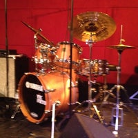 Photo taken at Jazz Standard by Ric D. on 4/4/2012