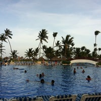 Photo taken at Grand Bahia Principe Bavaro by Patti A. on 8/2/2011