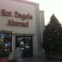 Photo taken at Hot Bagels Abroad by Charissa Z. on 12/12/2011