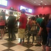 Photo taken at Cinemark Tinseltown 16 by Damon J. on 4/30/2011