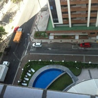 Photo taken at Comfort Hotel Fortaleza by Rafael S. on 5/6/2012