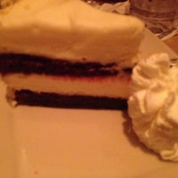 Photo taken at The Cheesecake Factory by Dustin B. on 4/6/2012
