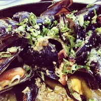 Photo taken at Flex Mussels by Stephanie H. on 8/10/2012