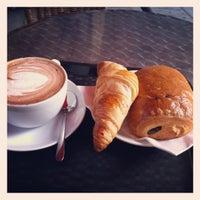 Photo taken at Boréal Coffee Shop by Yannis J. on 7/5/2012