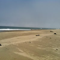 Photo taken at Moss Landing State Beach by Inderpreet S. on 6/30/2012