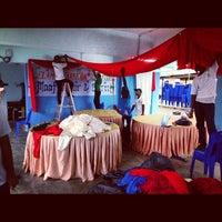 Photo taken at Kuarters Kakitangan PUSPEN Benta by Kaled E. on 9/11/2012