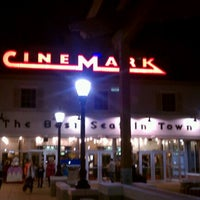 Photo taken at Cinemark Theatres by Dave H. on 4/8/2012