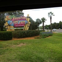 Photo taken at Adventure Island by Slink M. on 7/27/2012