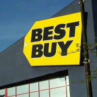 Photo taken at Best Buy by Tone S. on 4/4/2012