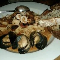 Photo taken at Equinox Restaurant & Bar by edgar r. on 2/19/2012