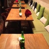 Photo taken at Marcelino Pan y Vino by Martha M. on 6/14/2012