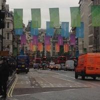 Photo taken at London Trocadero by Eusebio on 7/18/2012