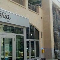 Photo taken at Osteria 100 by Gordon R. on 6/28/2012