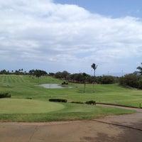 Photo taken at Ellair Maui Golf Club by Cody B. on 5/21/2012