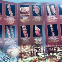 Photo taken at Rioz Brazilian Steakhouse by Missy M. on 7/31/2012