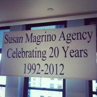Photo taken at Susan Magrino Agency by David M. on 5/1/2012