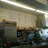 Photo taken at June's Cafe by Salina M. on 4/30/2012
