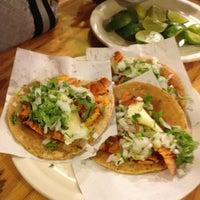 Photo taken at El Tizoncito by Ana C. on 8/31/2012
