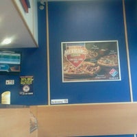 Photo taken at Domino's Pizza by salah a. on 8/19/2012