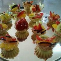 Photo taken at Espacio Gastronomico by Freddy M. on 3/7/2012