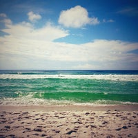 Photo taken at Hilton Pensacola Beach by Autumn S. on 9/8/2012