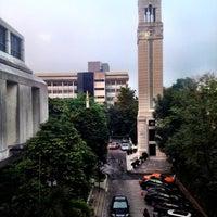 Photo taken at Assumption University by Natt P. on 2/15/2012