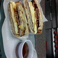 Photo taken at D&R's Deli by james m. on 3/17/2012