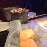 Photo taken at Texas Roadhouse by Anthony on 7/20/2012