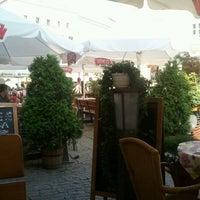 Photo taken at Ristorante Pizzeria Atrium by Aleksander M. on 8/21/2011
