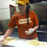 Photo taken at Pancheros Mexican Grill by Bryan H. on 11/3/2011