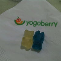 Photo taken at Yogoberry Original by Carlo G. on 3/23/2012