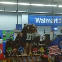 Photo taken at Walmart Supercenter by Harley M. on 7/3/2012
