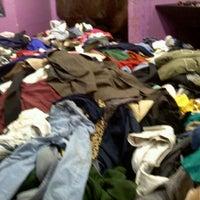 Photo taken at The Garment District by Alex B. on 10/22/2011