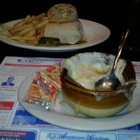 Photo taken at Manayunk Diner by Glitzy E. on 9/10/2012