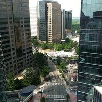Photo taken at Loews Atlanta Hotel by Erin M. on 5/7/2012