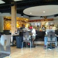 Photo taken at Starbucks by KRick ★. on 9/15/2011