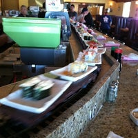 Photo taken at Sakura Japanese Restaurant by Christina W. on 4/30/2011