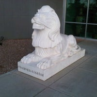 Photo taken at Tucson Chinese Cultural Center by Steve M. on 12/17/2011