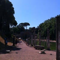 Photo taken at Villa Adriana by Sherie S. on 8/2/2012