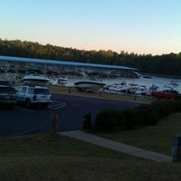Photo taken at Fish Tales Lakeside Grille by Jon D. on 8/27/2011