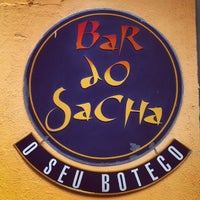Photo taken at Bar do Sacha by Diego B. on 12/5/2011